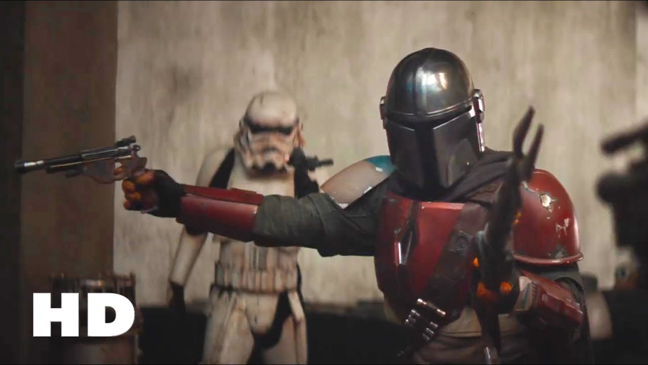 The Mandalorian: Everything we know about the new Star Wars