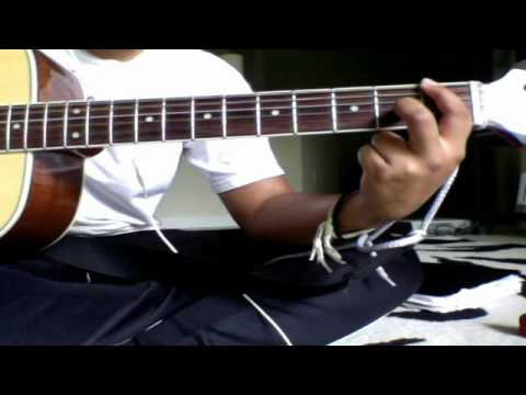 How to play Give Love A Try  Nick Jonas on guitar