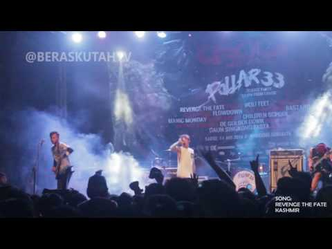 LIVE PERFORM REVENGE THE FATE - KASHMIR (MONKASEL SURABAYA))