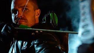 Стрела 7 Сезон Вторая половина Трейлер (2019)