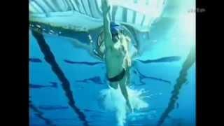 Michael Phelps Freestyle Swimming Technique, Multi Camera