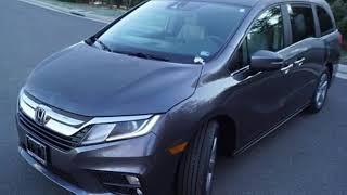 New 2020 Honda Odyssey Washington DC MD Chantilly DC HCLB030835