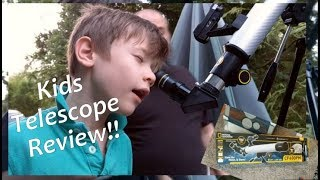 Kids Telescope Review!! Nation…