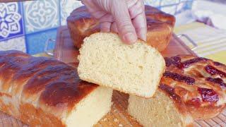 Pão Doce Feito no Liquidificador sem Sovar
