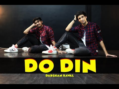 Do Din Dance Cover By Mohit Jain's Dance Institute   Darshan Raval   Akanksha Sharma   MJDi