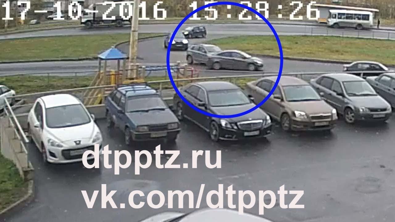 Очередное ДТП на Ключевском шоссе