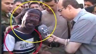 لقاء مع رجل أسود قام بتسليم نفسه للنظام السوري في حلب