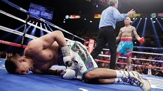 Most Ugly Cheap Shots In Boxing History