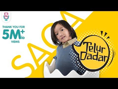 SAGA - TELUR DADAR | LAGU ANAK INDONESIA