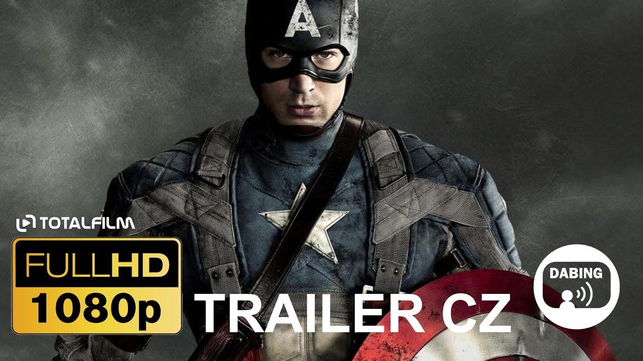 Captain America: První Avenger (2011) | český dabing trailer B (HD)
