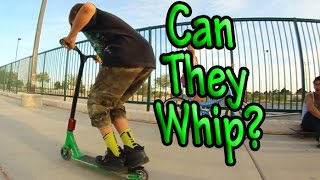 What % Of Scooters Can Tailwhip? The Experiment