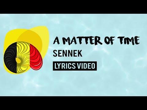 Belgium Eurovision 2018: A matter of time - Sennek [Lyrics]
