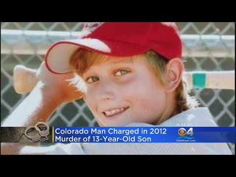 Colorado Man Charged In 2012 Murder Of Teenage Son