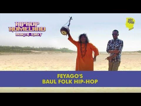 Feyago's Baul Folk Hip Hop | Music Video | Episode 2 | Hip Hop Homeland North East
