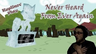 Never Heard From Ever Again Прохождение ► ПООООНИИИИИ! ► ИНДИ-ХОРРОР