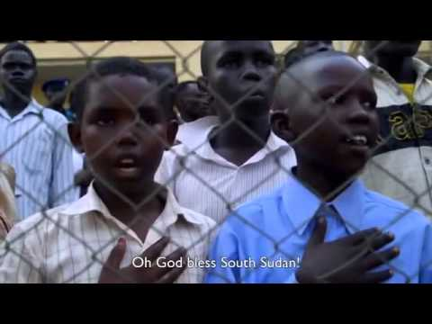 Crazy Coach Zoran... South Sudan Documentary 2014.