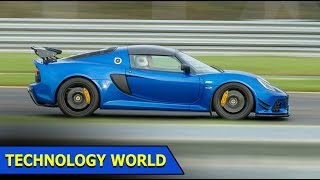 Lotus Exige Sport 380 | Earthquake Disaster Management | Technology World | Ep 29