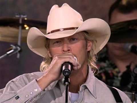 Alan Jackson - The Blues Man (Live at Farm Aid 2000)