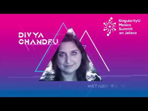 Divya Chander   Augmenting humans from the inside out   SingularityU Mexico Summit