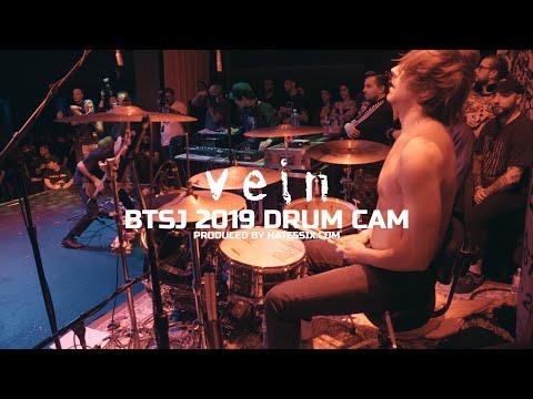 [hate5six-Drum Cam] Vein - Back To School Jam 2019