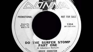 Bruce Johnston. Do The Surfer Stomp (Pt. 1&2) (Donna 1354)