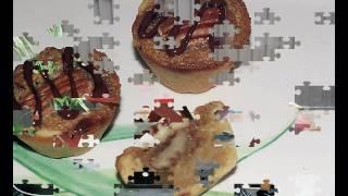 Camp Oven Pecan Tassies (aka Pecan Pie Cookies)