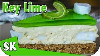 How to Make No Bake Key Lime Cheesecake