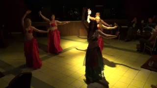 Современный восточный танец