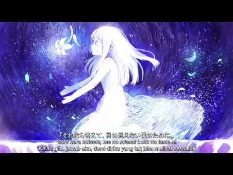 Hatsune Miku - Tsumi No Namae【Vocaloid PV】【Subtitel Indonesia + Lirik】