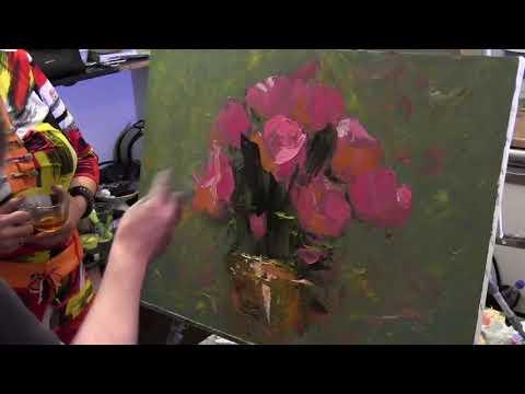 Курсы рисования и живописи в Москве , художник Игорь Сахаров 1