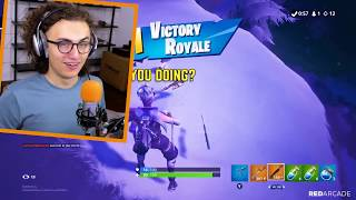 INTENSE FORTNITE YOU LAUGH YOU LOSE CHALLENGE!