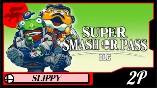 Super Smash or Pass DLC : Slippy Toad | Super Smash Bros. Ultimate DLC Character Prediction