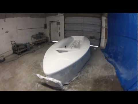 Dupont Imron marine paint finish-MS600
