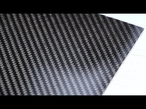 How to Make Carbon Fibre Sheet - 3 Alternative Methods