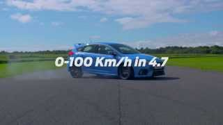 All-new Ford Focus RS: 0-100 km/h in 4.7 seconds thumbnail