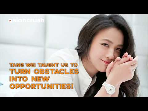 All About Tang Wei (汤唯)   From Banned in China to International Stardom