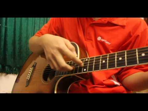 Co con chim vanh khuyen nho  - guitar solo by Hungguitar9x