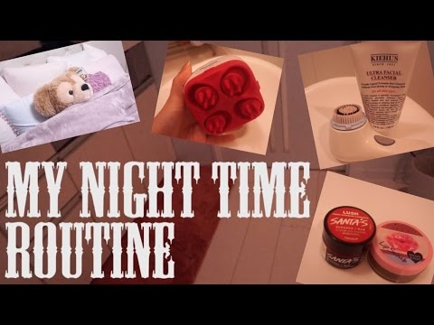 My Night Time Routine   ~skin care ~