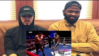 Badr Hari _The Golden Boy_ Highlight & Tribute (SW) |REACTION|