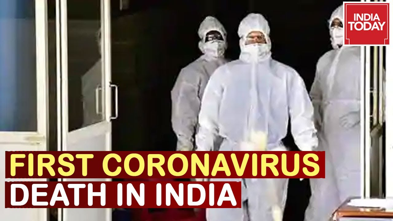India Reports First Coronavirus Death, Positive Cases Reach Over ...