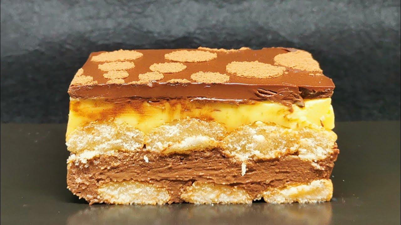 Si preparas este pastel una vez seguro lo vas hacer más veses | Sin horno sin complicaciones