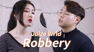 Juice WRLD - Robbery acoustic Cover by Highcloud (With Lyrics)