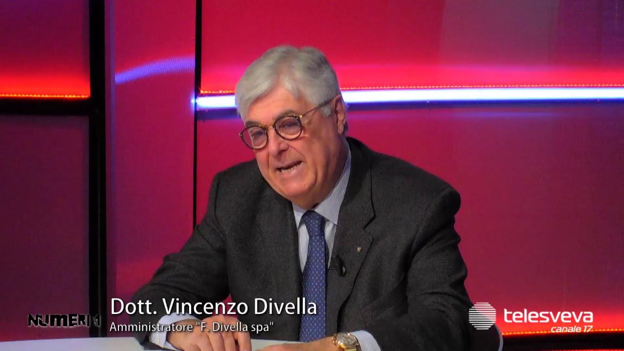 NUMERI UNO | Intervista a Vincenzo Divella, amministratore F. Divella  S.p.a. - YouTube