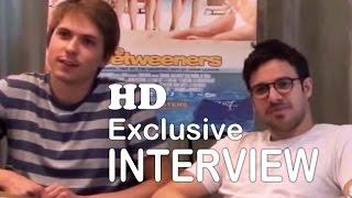 The Inbetweeners Movie (2013) Interview: Simon Bird, James Buckley, Blake Harrison, Joe Thomas