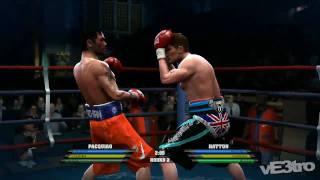 Fight Night Round 4 - Xbox 360 Gameplay (HD 720p)