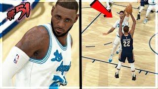 MEAN Anthony Davis SNATCH BLOCK & POSTERIZER DUNK! vs OLD TEAM! NBA 2k20 MyCAREER Ep. 51