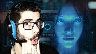 CORTANA - RESPUESTAS INCREÍBLES - WINDOWS 10 - Primer contacto