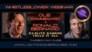 Ole Dammegard and Ronald Bernard Webinar   May 31st, 2018