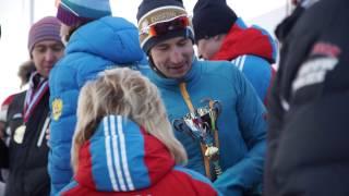 В «Истине» прошел Чемпионат ГУ МВД по служебному двоеборью и лыжным гонкам