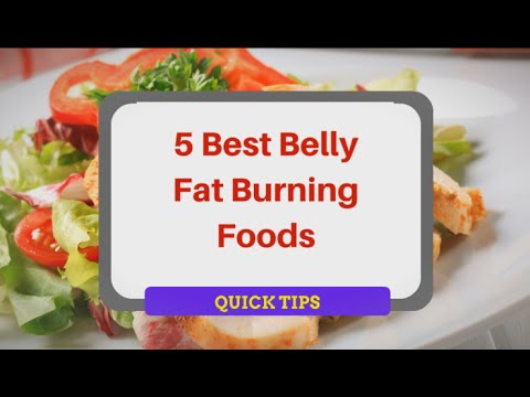 Foods that burn fats in stomach